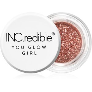 INC.redible You Glow Girl trblietavý pigment odtieň Girl of the moment 1,3 g