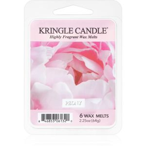 Kringle Candle Peony vosk do aromalampy 64 g