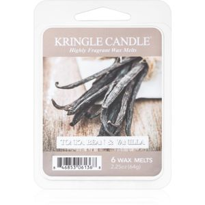 Kringle Candle Tonka Bean & Vanilla vosk do aromalampy 64 g