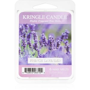 Kringle Candle French Lavender vosk do aromalampy 64 g