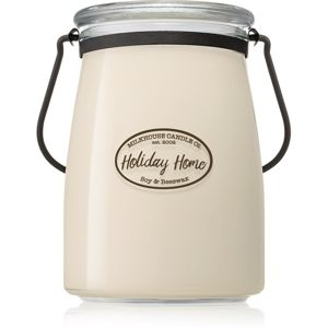 Milkhouse Candle Co. Creamery Holiday Home vonná sviečka Butter Jar 624 g