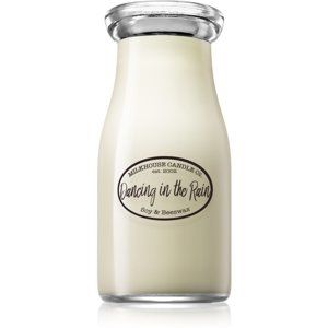 Milkhouse Candle Co. Creamery Dancing in the Rain vonná sviečka Milkbottle 227 g