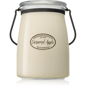 Milkhouse Candle Co. Creamery Caramel Apple vonná sviečka Butter Jar 624 g