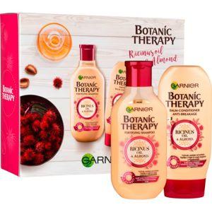 Garnier Botanic Therapy Ricinus Oil kozmetická sada I. (na slabé vlasy)
