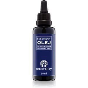 Renovality Original Series slivkový olej 50 ml