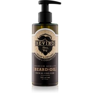 Be-Viro Men's Only Cedar Wood, Pine, Bergamot olej na bradu 200 ml