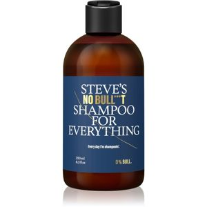 Steve´s No Bull***t Shampoo For Everything šampón na vlasy a fúzy 250 ml