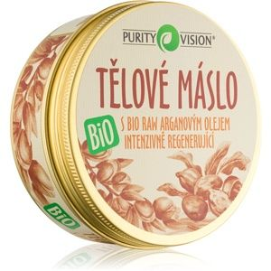 Purity Vision Raw telové maslo 150 ml
