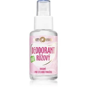 Purity Vision Rose ružový dezodorant v spreji 50 ml