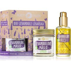 Purity Vision Lavender darčeková sada (s levanduľou)