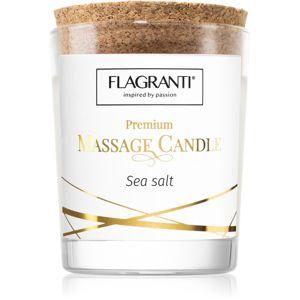 Flagranti Massage Candle Sea Salt masážna sviečka 70 ml