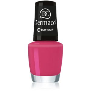 Dermacol Mini Summer Collection lak na nechty odtieň 03 Hot Stuff 5 ml