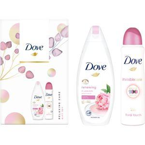 Dove Relaxing Care darčeková sada (pre ženy)