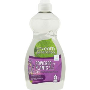 Seventh Generation Powered by Plants Lavender Flower & Mint prostriedok na umývanie riadu ECO 500 ml