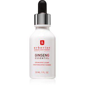 Erborian Ginseng Essentiel ľahké pleťové sérum s vyhladzujúcim efektom 30 ml