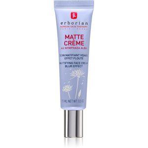 Erborian Matte Crème svieži zmatňujúci krém pre zjednotenie farebného tónu pleti 15 ml