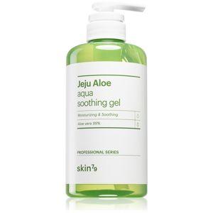 Skin79 99% Jeju Aloe hydratačný a upokojujúci gél s aloe vera 500 ml