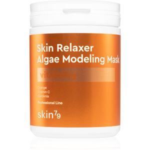 Skin79 Skin Relaxer Algae intenzívna revitalizačná maska s morskými riasami 150 g