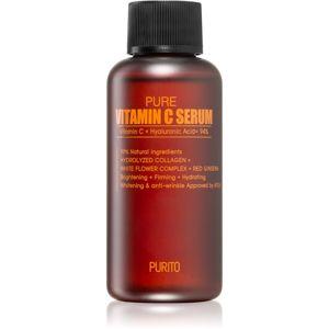 Purito Pure Vitamin C intenzívne protivráskové a hydratačné sérum s vitamínom C 60 ml