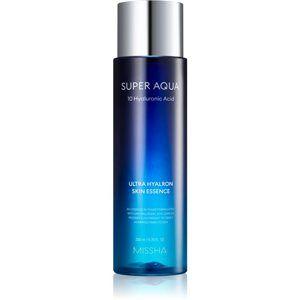 Missha Super Aqua 10 Hyaluronic Acid esenciálne upokojujúce tonikum 200 ml