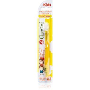 Twin Lotus Kids 3-6 Years zubná kefka pre deti extra soft