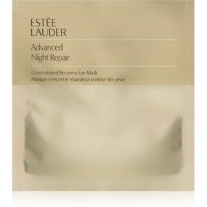 Estée Lauder Advanced Night Repair hydratačná maska na očné okolie 4 ks