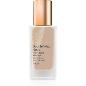 Estée Lauder Double Wear Nude Water Fresh fluidný make-up SPF 30 odtieň 1W2 Sand 30 ml