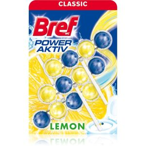 Bref Power Activ Lemon wc blok 3 x 50 g