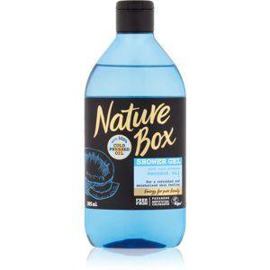 Nature Box Coconut osviežujúci sprchový gél s hydratačným účinkom 385 ml