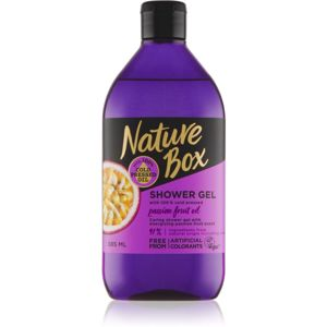 Nature Box Passion Fruit energizujúci sprchový gél 385 ml