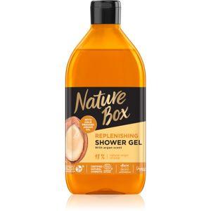 Nature Box Argan vyživujúci sprchový gél s arganovým olejom 385 ml
