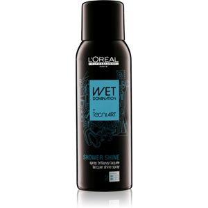 L'Oréal Professionnel Tecni.Art Wet Domination sprej na vlasy pre lesk