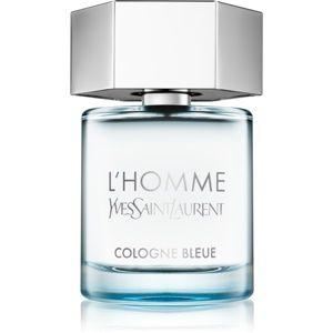 Yves Saint Laurent L'Homme Cologne Bleue toaletná voda pre mužov 100 ml