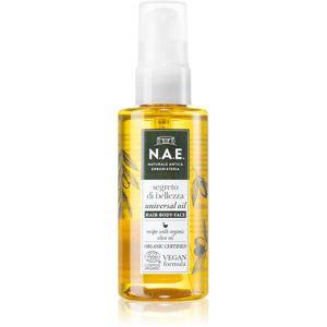 N.A.E. Segreto di Bellezza výživný olej na tvár, telo a vlasy 75 ml