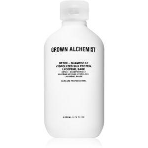 Grown Alchemist Detox Shampoo 0.1 čiastiaci detoxikačný šampón 200 ml