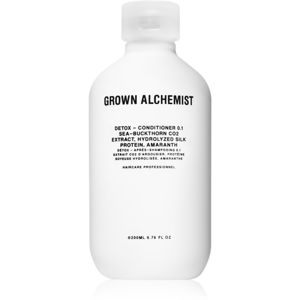 Grown Alchemist Detox Conditioner 0.1 čistiaci detoxikačný kondicionér 200 ml