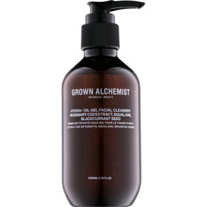 Grown Alchemist Hydra+ Oil-Gel Facial Cleanser čistiaci olejový gél 200 ml