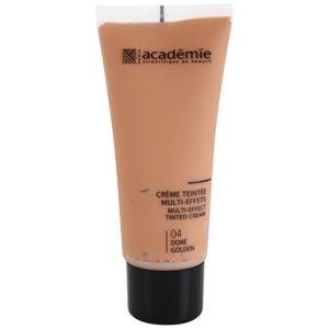 Academie Make-up Multi-Effect tónovací krém pre perfektnú pleť odtieň 04 Golden 40 ml
