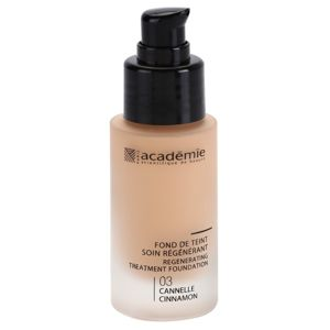 Academie Make-up Regenerating tekutý make-up s hydratačným účinkom odtieň 03 Cinnamon 30 ml