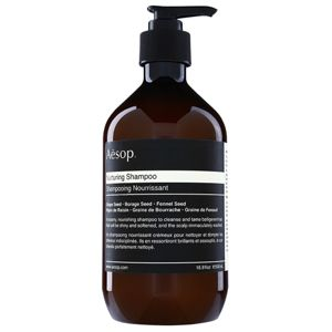 Aēsop Hair Nurturing výživný šampón pre nepoddajné vlasy 500 ml