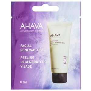 Ahava Time To Treat obnovujúci peeling na tvár 8 ml