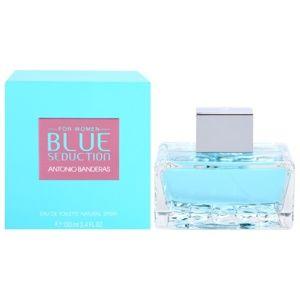 Antonio Banderas Blue Seduction toaletná voda pre ženy 100 ml