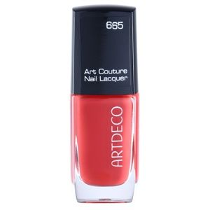 Artdeco Art Couture Nail Lacquer lak na nechty odtieň 111.665 Brick Red 10 ml
