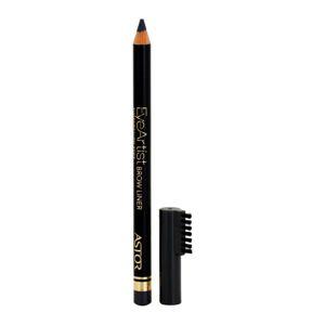 Astor Eye Artist ceruzka na obočie s kefkou odtieň Grey [082] 1,6 g