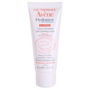 Avène Hydrance hydratačný krém pre normálnu až zmiešanú pleť SPF 20