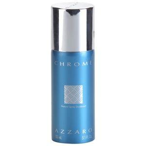 Azzaro Chrome dezodorant v spreji (bez krabičky) pre mužov 150 ml