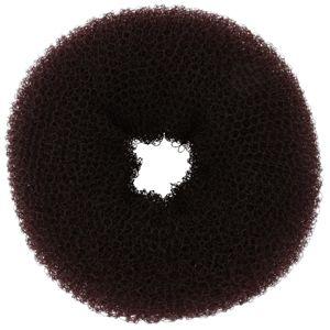 BrushArt Hair Donut vypchávka do drdola hnedá (10 cm)