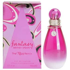 Britney Spears Fantasy The Nice Remix parfumovaná voda pre ženy 100 ml