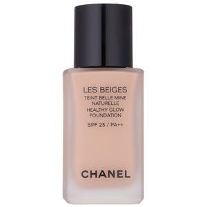 Chanel Les Beiges rozjasňujúci make-up pre prirodzený vzhľad SPF 25 odtieň N°30 30 ml