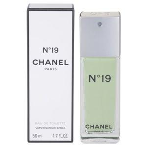 Chanel N°19 toaletná voda pre ženy 50 ml